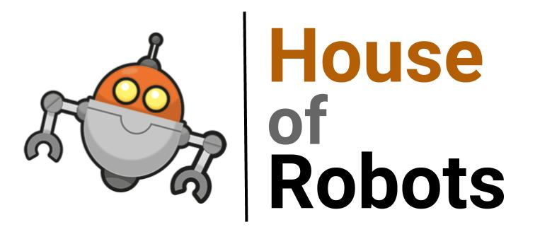 House of Robots Logo 1